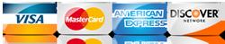 Desert Locksmith accepts credit cards