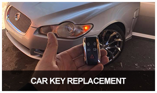 Image of a variety of car key, fobs, and remotes
