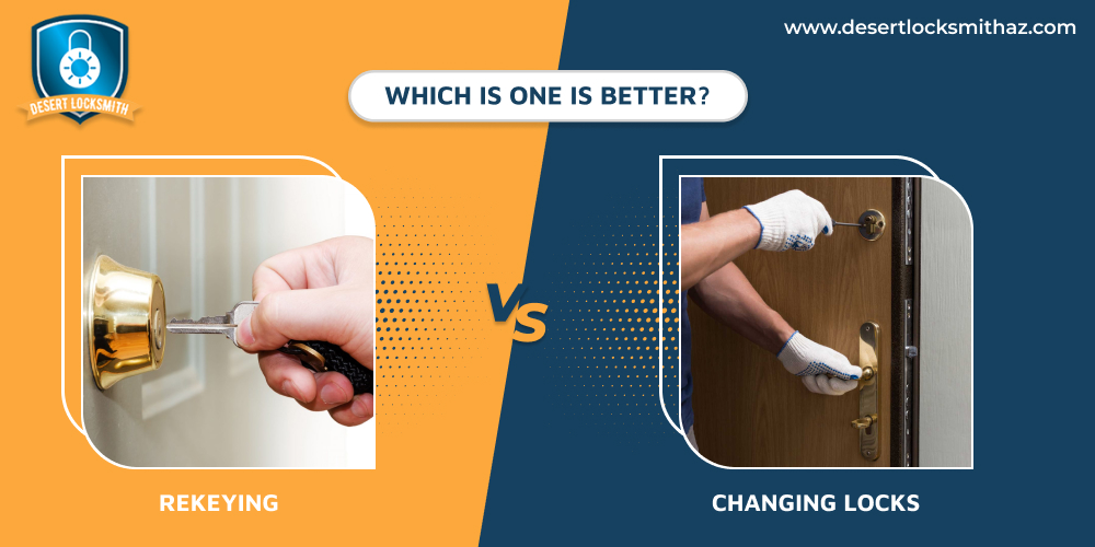 Rekeying vs Changing Locks : Which One Is Better?