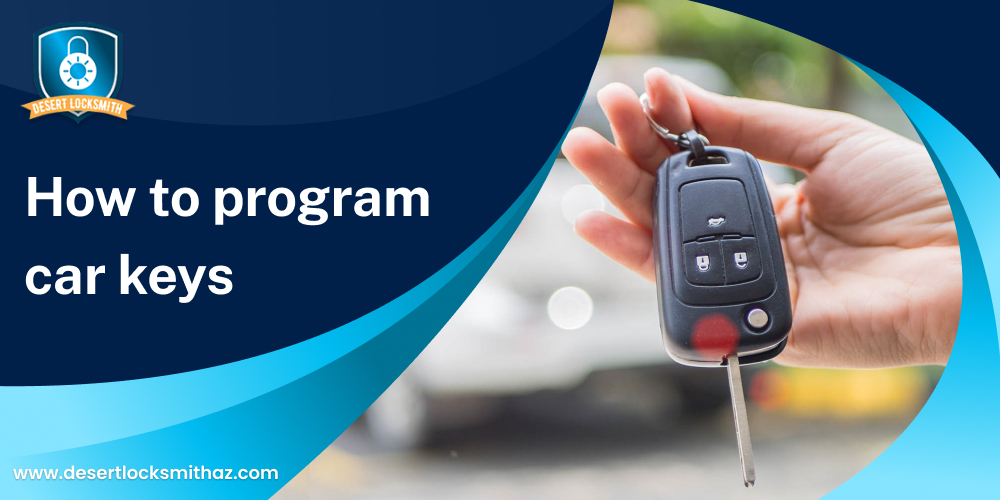 How to program car keys
